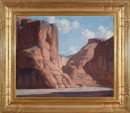 Edgar Payne -- Canyon De Chelly